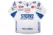 WILD WINGS Away Authentic 21/22 XXL #96 T.A. SPINK | XXL